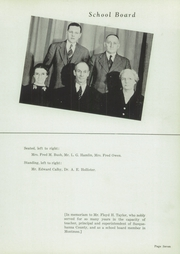 Page 11, 1940 Edition, Montrose High School - Acta Yearbook (Montrose, PA) online yearbook collection