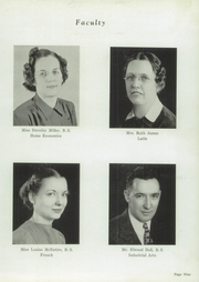 Page 13, 1940 Edition, Montrose High School - Acta Yearbook (Montrose, PA) online yearbook collection