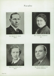 Page 14, 1940 Edition, Montrose High School - Acta Yearbook (Montrose, PA) online yearbook collection