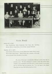 Page 8, 1940 Edition, Montrose High School - Acta Yearbook (Montrose, PA) online yearbook collection