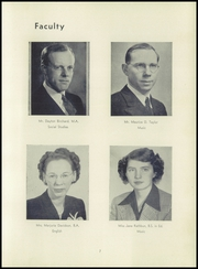 Page 11, 1946 Edition, Montrose High School - Acta Yearbook (Montrose, PA) online yearbook collection