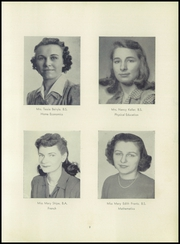 Page 13, 1946 Edition, Montrose High School - Acta Yearbook (Montrose, PA) online yearbook collection