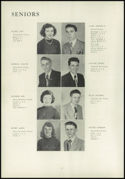 Page 16, 1950 Edition, Montrose High School - Acta Yearbook (Montrose, PA) online yearbook collection