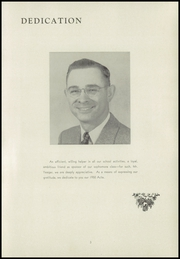 Page 7, 1950 Edition, Montrose High School - Acta Yearbook (Montrose, PA) online yearbook collection