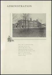 Page 9, 1950 Edition, Montrose High School - Acta Yearbook (Montrose, PA) online yearbook collection
