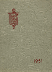Montrose High School - Acta Yearbook (Montrose, PA) online yearbook collection, 1951 Edition, Page 1