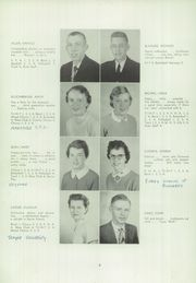 Page 12, 1956 Edition, Montrose High School - Acta Yearbook (Montrose, PA) online yearbook collection