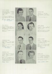 Page 13, 1956 Edition, Montrose High School - Acta Yearbook (Montrose, PA) online yearbook collection
