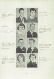 Page 15, 1956 Edition, Montrose High School - Acta Yearbook (Montrose, PA) online yearbook collection