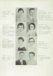 Page 17, 1956 Edition, Montrose High School - Acta Yearbook (Montrose, PA) online yearbook collection