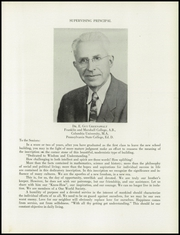 Page 15, 1955 Edition, James Buchanan High School - Citadel Yearbook (Mercersburg, PA) online yearbook collection