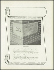 Page 7, 1955 Edition, James Buchanan High School - Citadel Yearbook (Mercersburg, PA) online yearbook collection