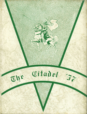 James Buchanan High School - Citadel Yearbook (Mercersburg, PA) online yearbook collection, 1957 Edition, Page 1
