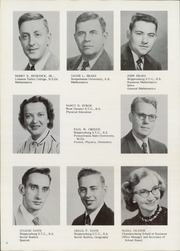 Page 10, 1958 Edition, James Buchanan High School - Citadel Yearbook (Mercersburg, PA) online yearbook collection