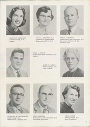Page 11, 1958 Edition, James Buchanan High School - Citadel Yearbook (Mercersburg, PA) online yearbook collection