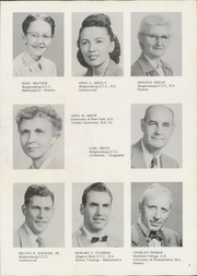 Page 13, 1958 Edition, James Buchanan High School - Citadel Yearbook (Mercersburg, PA) online yearbook collection