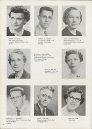Page 14, 1958 Edition, James Buchanan High School - Citadel Yearbook (Mercersburg, PA) online yearbook collection