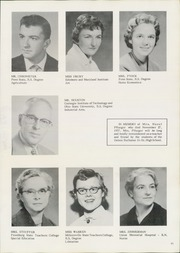 Page 15, 1958 Edition, James Buchanan High School - Citadel Yearbook (Mercersburg, PA) online yearbook collection