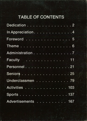 Page 7, 1972 Edition, James Buchanan High School - Citadel Yearbook (Mercersburg, PA) online yearbook collection