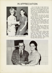 Page 8, 1972 Edition, James Buchanan High School - Citadel Yearbook (Mercersburg, PA) online yearbook collection