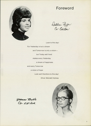 Page 9, 1972 Edition, James Buchanan High School - Citadel Yearbook (Mercersburg, PA) online yearbook collection