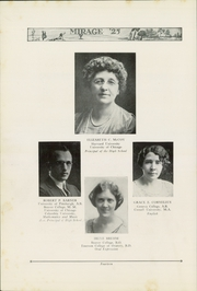 Page 16, 1925 Edition, Rochester High School - Mirage Yearbook (Rochester, PA) online yearbook collection