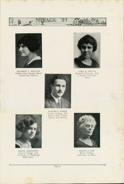 Page 17, 1925 Edition, Rochester High School - Mirage Yearbook (Rochester, PA) online yearbook collection