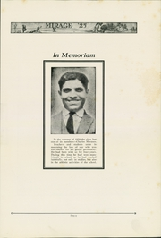 Page 9, 1925 Edition, Rochester High School - Mirage Yearbook (Rochester, PA) online yearbook collection