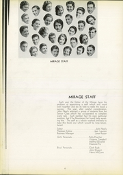 Page 10, 1933 Edition, Rochester High School - Mirage Yearbook (Rochester, PA) online yearbook collection