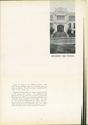 Page 13, 1933 Edition, Rochester High School - Mirage Yearbook (Rochester, PA) online yearbook collection