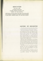 Page 8, 1933 Edition, Rochester High School - Mirage Yearbook (Rochester, PA) online yearbook collection
