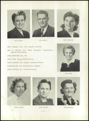 Page 17, 1946 Edition, Rochester High School - Mirage Yearbook (Rochester, PA) online yearbook collection