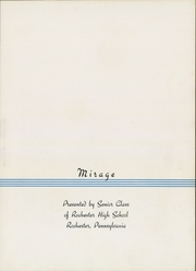 Page 7, 1949 Edition, Rochester High School - Mirage Yearbook (Rochester, PA) online yearbook collection