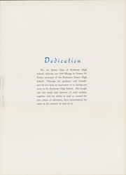 Page 9, 1949 Edition, Rochester High School - Mirage Yearbook (Rochester, PA) online yearbook collection