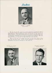 Page 13, 1951 Edition, Rochester High School - Mirage Yearbook (Rochester, PA) online yearbook collection