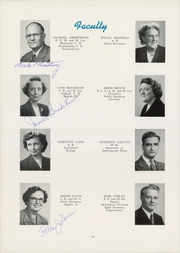 Page 14, 1951 Edition, Rochester High School - Mirage Yearbook (Rochester, PA) online yearbook collection