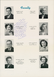 Page 15, 1951 Edition, Rochester High School - Mirage Yearbook (Rochester, PA) online yearbook collection