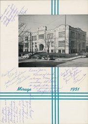 Page 7, 1951 Edition, Rochester High School - Mirage Yearbook (Rochester, PA) online yearbook collection