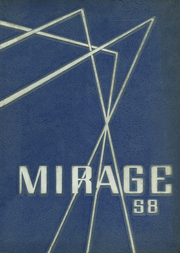 Rochester High School - Mirage Yearbook (Rochester, PA) online yearbook collection, 1958 Edition, Page 1