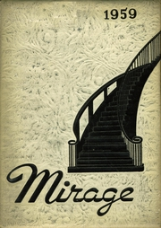 Rochester High School - Mirage Yearbook (Rochester, PA) online yearbook collection, 1959 Edition, Page 1