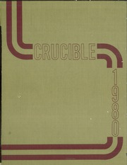 Page 1, 1980 Edition, Steel Valley High School - Crucible Yearbook (Munhall, PA) online yearbook collection