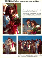 Page 10, 1982 Edition, Steel Valley High School - Crucible Yearbook (Munhall, PA) online yearbook collection