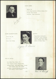 Page 11, 1939 Edition, Hickory High School - Hickory Nut Yearbook (Hermitage, PA) online yearbook collection