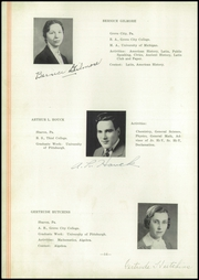 Page 12, 1939 Edition, Hickory High School - Hickory Nut Yearbook (Hermitage, PA) online yearbook collection