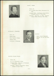 Page 14, 1939 Edition, Hickory High School - Hickory Nut Yearbook (Hermitage, PA) online yearbook collection
