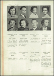 Page 16, 1939 Edition, Hickory High School - Hickory Nut Yearbook (Hermitage, PA) online yearbook collection