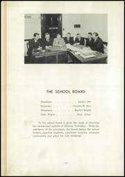 Page 8, 1939 Edition, Hickory High School - Hickory Nut Yearbook (Hermitage, PA) online yearbook collection