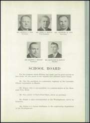 Page 17, 1944 Edition, Hickory High School - Hickory Nut Yearbook (Hermitage, PA) online yearbook collection