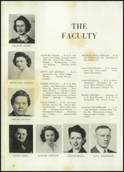 Page 16, 1945 Edition, Hickory High School - Hickory Nut Yearbook (Hermitage, PA) online yearbook collection