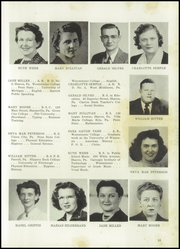 Page 17, 1945 Edition, Hickory High School - Hickory Nut Yearbook (Hermitage, PA) online yearbook collection